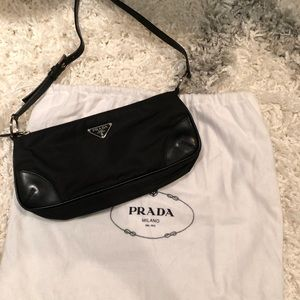 Black Prada Bag!